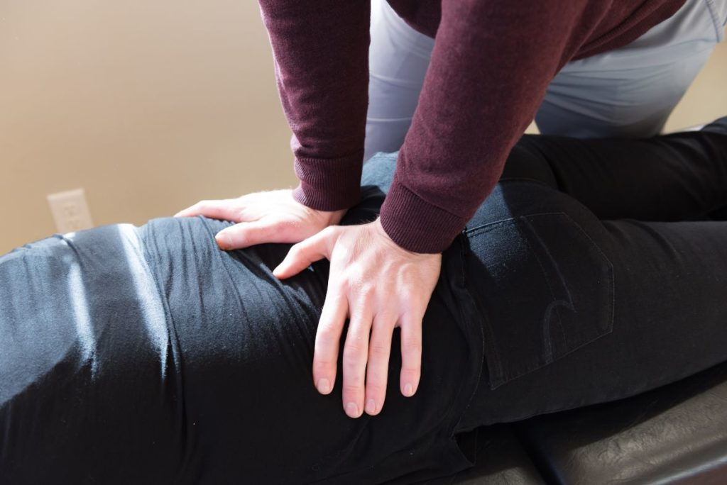 St. Peter Chiropractor, Back Adjustment, Rising Sun Chiropractic