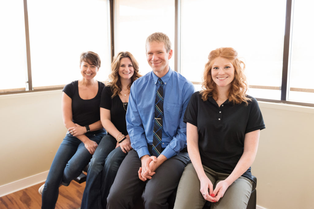 St. Peter Chiropractor, First Visit for Back pain