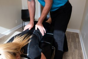 Lower back adjustment-st. peter, mn-chiropractor